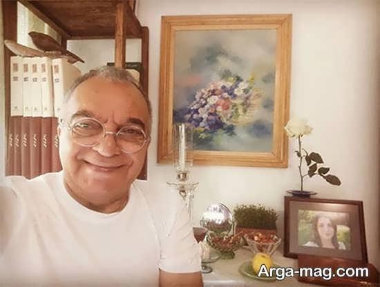 بیوگرافی مسعود فروتن همراه با تصاویر