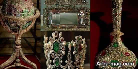 گنجینه جواهر ایران