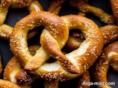 طرز تهیه نان پرتسل در خانه
