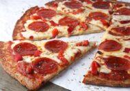 طرز تهیه پیتزا سالامی