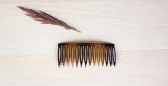 بهترین نوع شانه برای مو