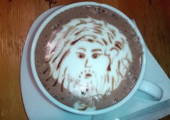 طرز تهیه قهوه وانیلی