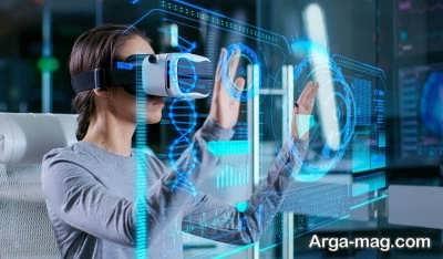 معرفی واقعیت مجازی