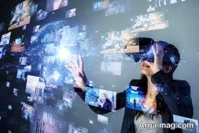 واقعیت مجازی چیست؟