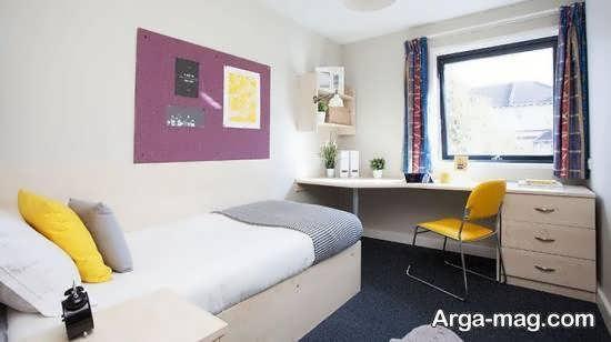 ایده هایی زیبا و خارق العاده دکوراسیون خانه دانشجویی