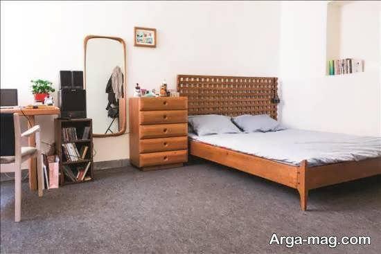 نمونه هایی منحصر به فرد و خواستنی از طراحی و چیدمان خانه دانشجویی