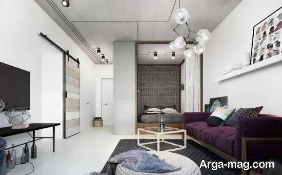 ایده هایی زیبا و منحصر به فرد از دیزاین خانه دانشجویی