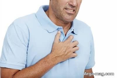 بررسی آنژین قلب