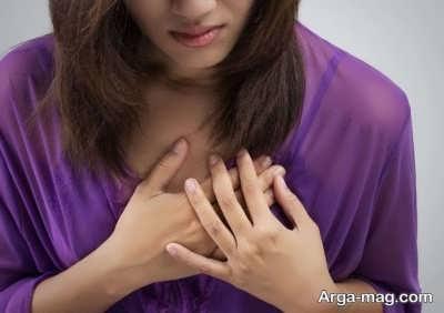 آنژین قلبی و درمان آن
