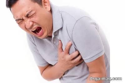 درمان آنژین قلب