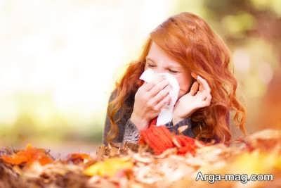 چگونگی کنترل آلرژی پاییزی
