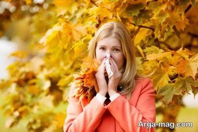 چگونگی تشخیص آلرژی پاییزی