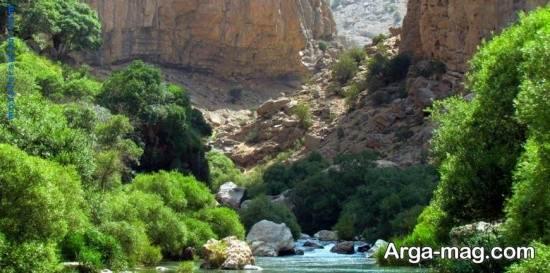 آبشارهای بستانک