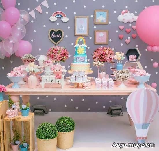 ایده هایی زیبا و جذاب از تم تولد بالن برای تمامی سلیقه ها