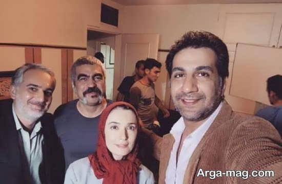 بیوگرافی آتنه فقیه نصیری و همسرش