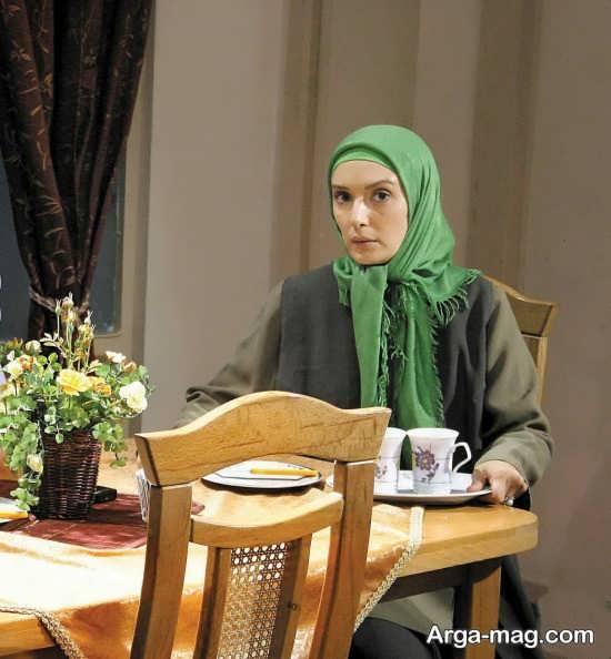 بیوگرافی آتنه فقیه نصیری هنرپیشه ایرانی