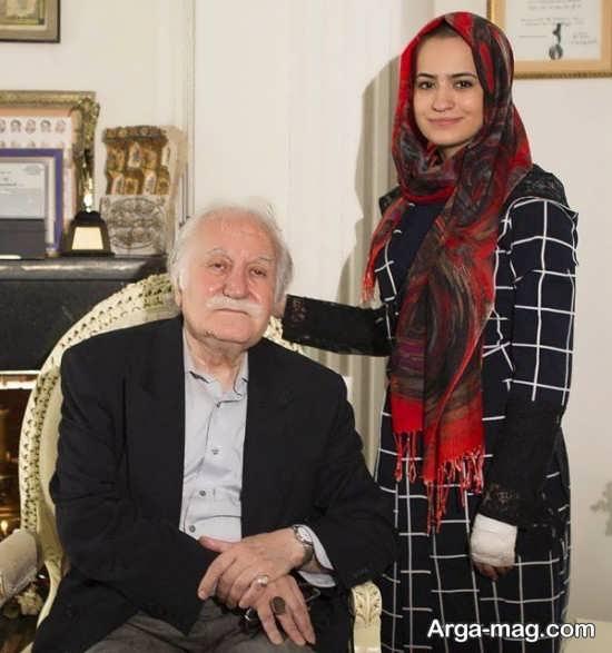 زندگینامه محمود فرشچیان و همسرش