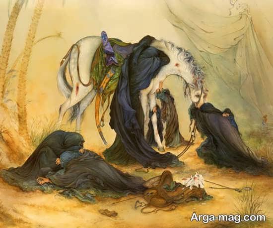 شرح حال زیبا محمود فرشچیان