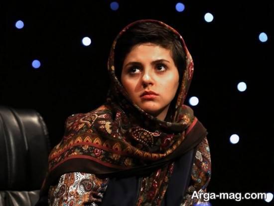 زندگینامه مهسا علافر بازیگر ایرانی