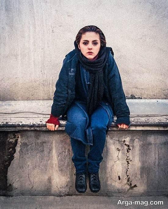 بیوگرافی مهسا علافر + گالری جدید