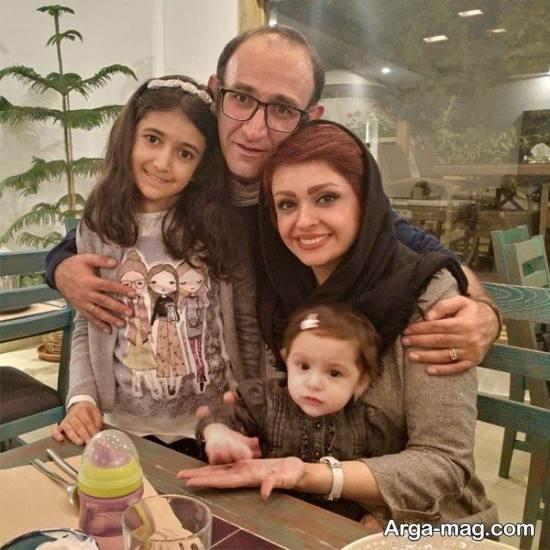 شرح زندگی مهشید ناصری