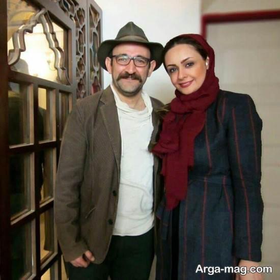 شرح حال مهشید ناصری و همسرش