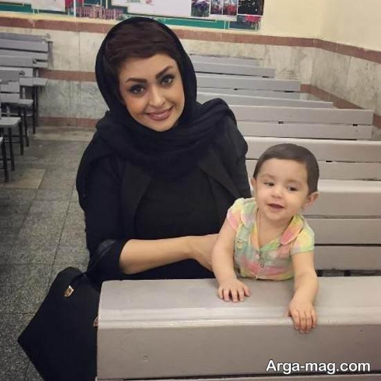 زندگینامه زیبا و جالب مهشید ناصری