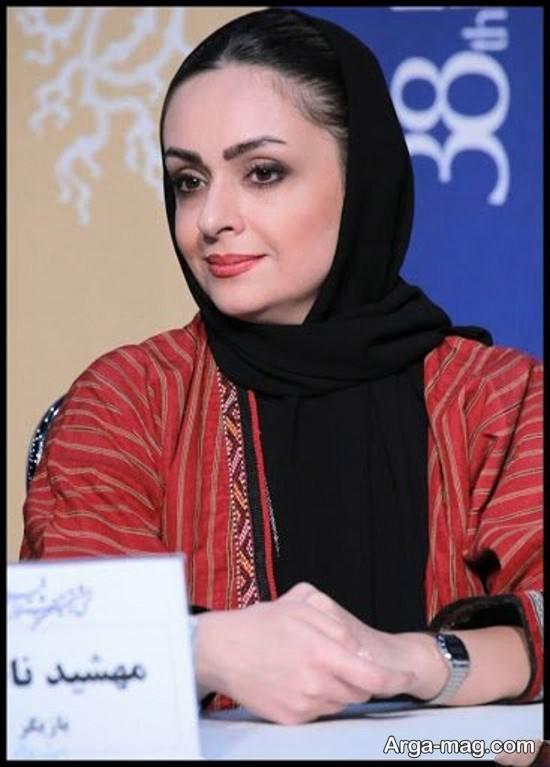بیوگرافی مهشید ناصری + گالری شخصی