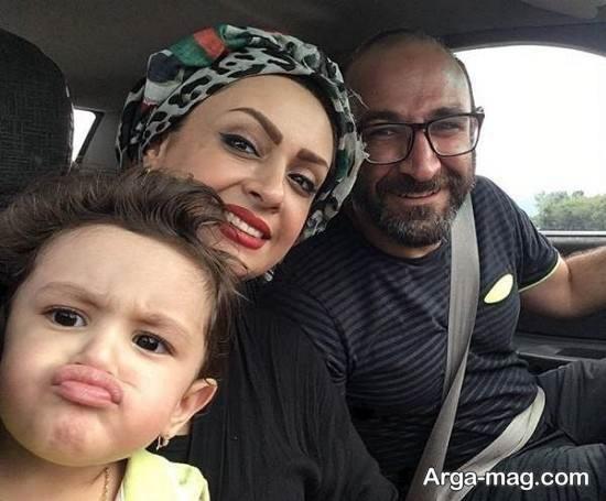 شرح حال خواندنی مهشید ناصری