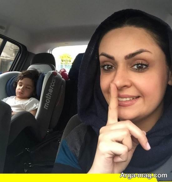 بیوگرافی مهشید ناصری + عکس شخصی