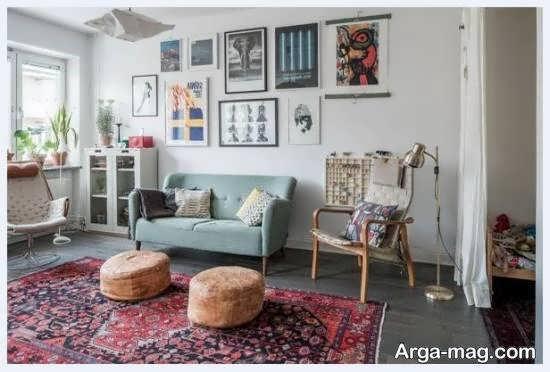 گالری بینظیری از دیزاین با سبک آرامش بخش بوهو