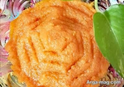 مارمالاد هویج خوشمزه