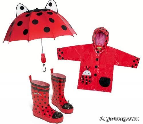 مدل بارانی بچه گانه