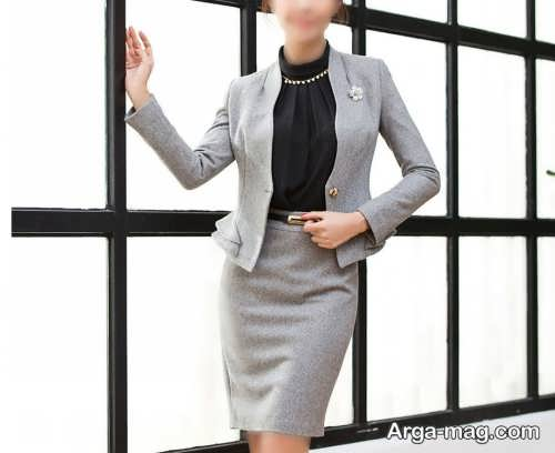 کت دامن زیبا و جدید