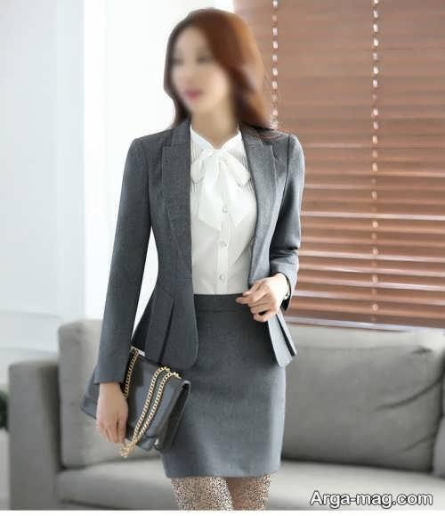 کت دامن شیک زنانه