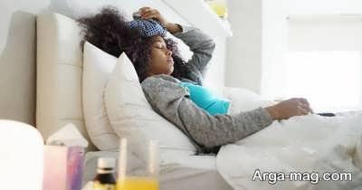 درمان کرونا در خانه به چه صورت است؟