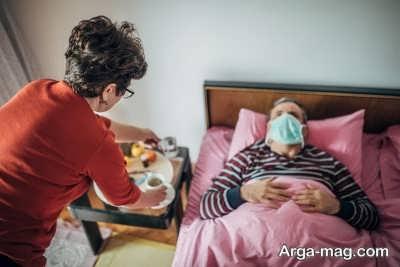 معرفی روش های درمان کرونا در خانه