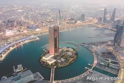 سفر کردن به شهر ریفا در بحرین