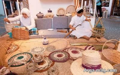 بازدید از مراکز هنری در بحرین