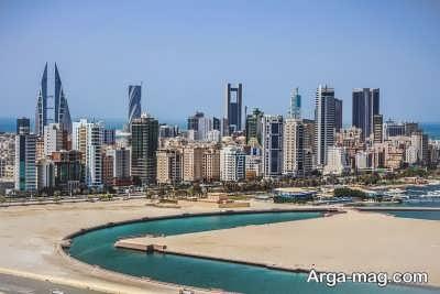 آب و هوای سرزمین بحرین