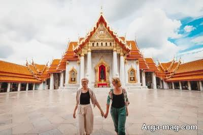 آداب و رسوم مردم تایلند