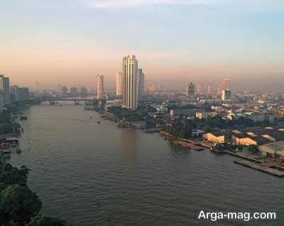 دیدن کردن از شهر ساحلی تایلند
