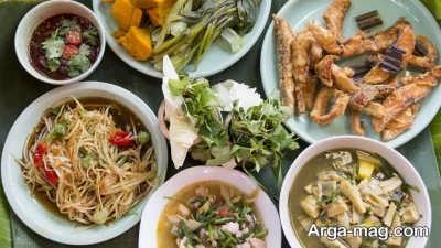 غذاهای معروف تایلند