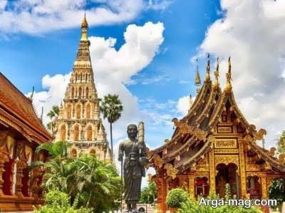 بازدید از شهر های زیبای تایلند