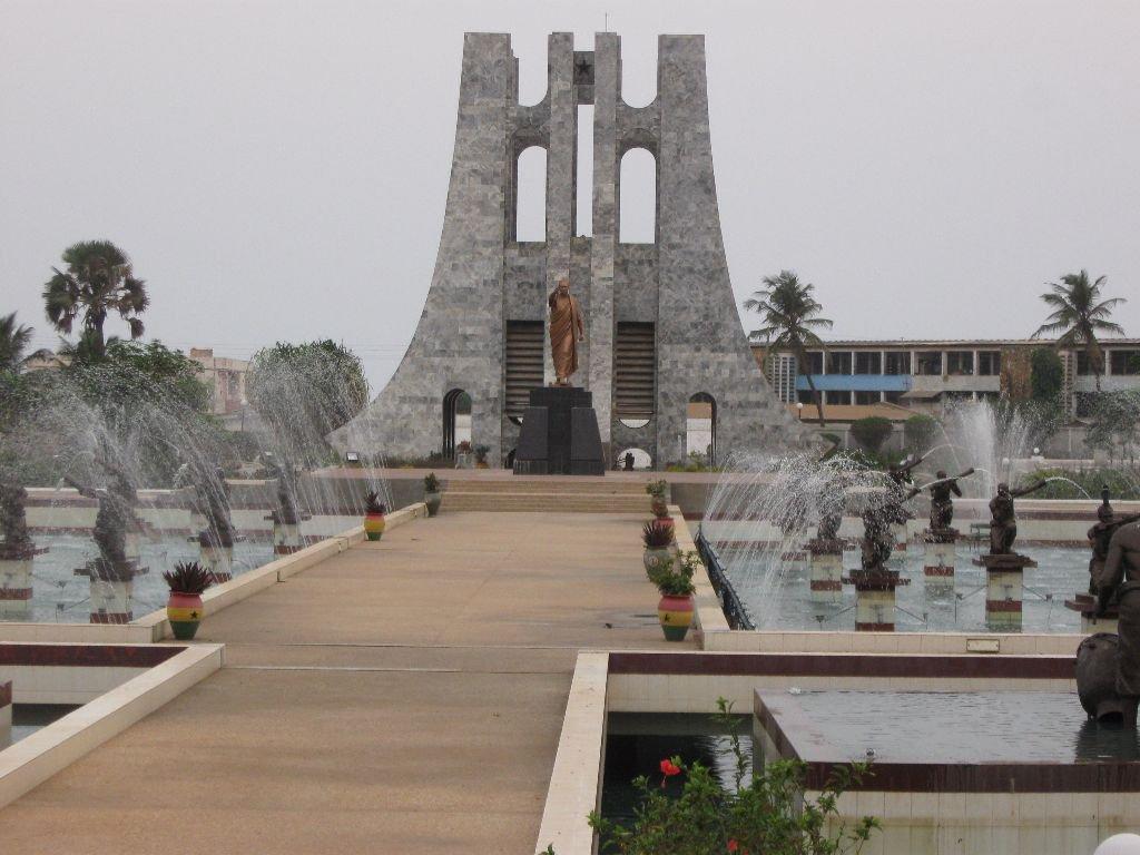 آشنایی با کشور غنا