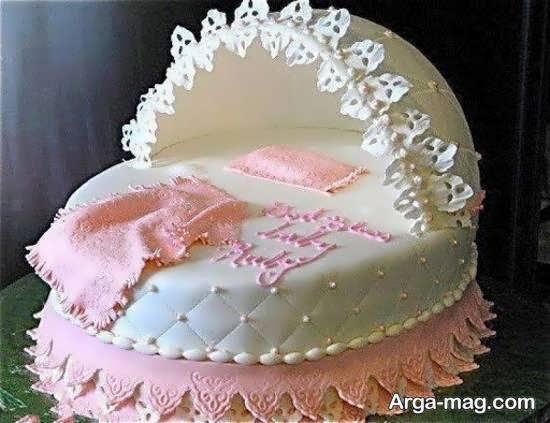 تزیین کیک میلاد نوزاد برای تمامی سلیقه ها