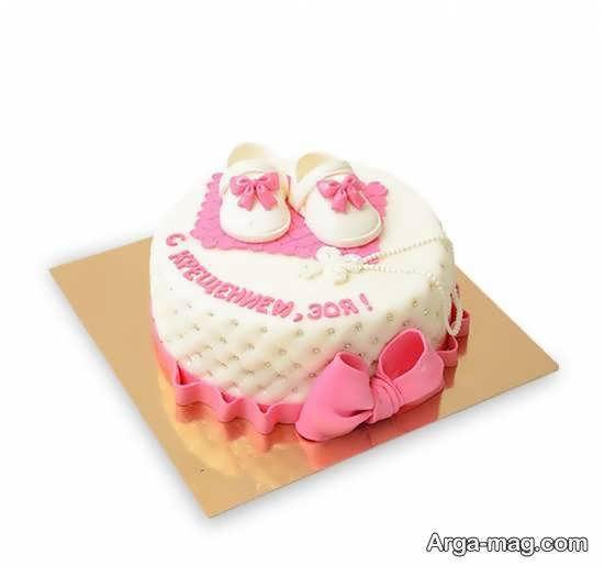 گالری شیکی از تزیین کیک تولد نوزاد