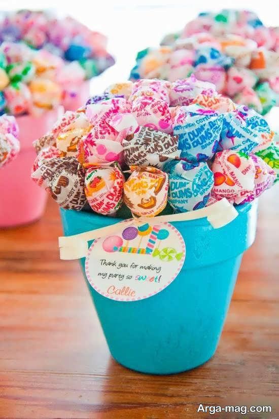 انواع نمونه های تزیین خوراکی های جشن تولد
