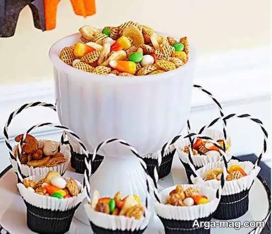 تزیین خوراکی های جشن تولد متناسب با سلیقه های افراد