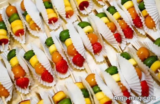 زیباسازی خوراکی های جشن تولد برای تمامی سلیقه ها